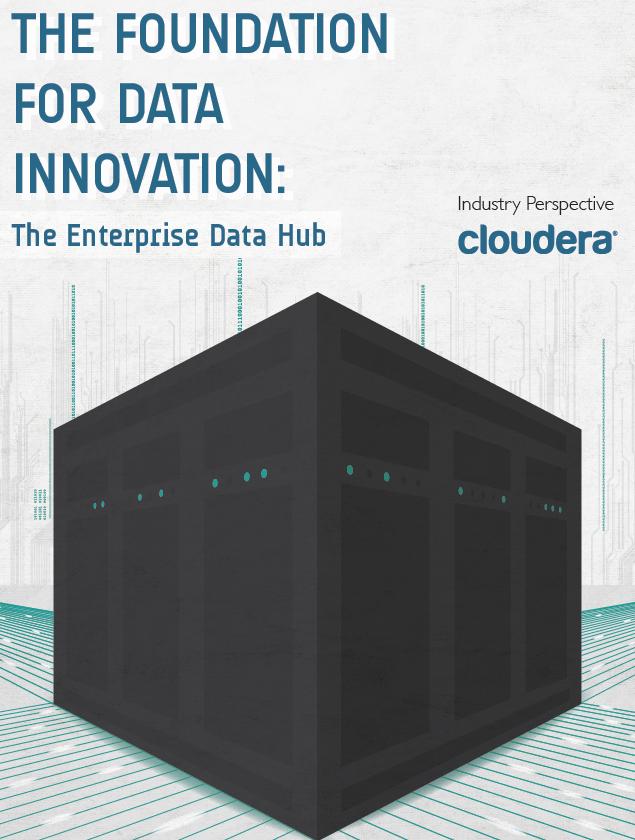 the foundation for data innovation the enterprise data hub resources govloop. Black Bedroom Furniture Sets. Home Design Ideas