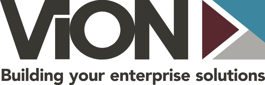 ViON Logo Tagline Spot copy