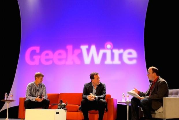 former federal CIO Steve VanRoekel at GeekWire