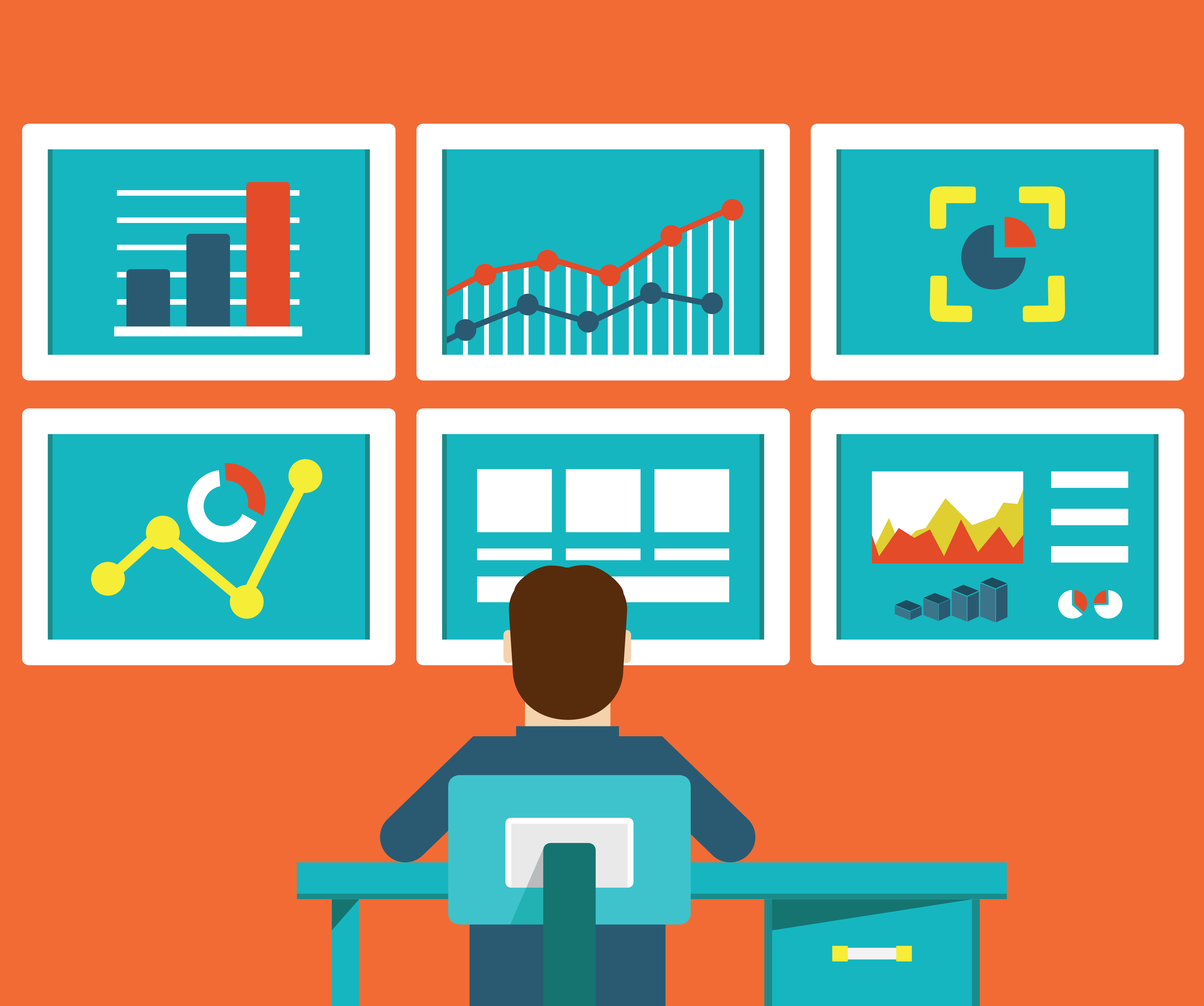 image link for June 27 – How Machine Learning Is Changing Data Analytics in Gov