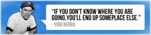 Talent analytics and Yogi Berra -- Where are you Going?