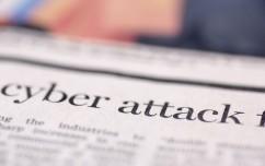 Cyber attack written newspaper