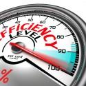 efficiency level conceptual meter