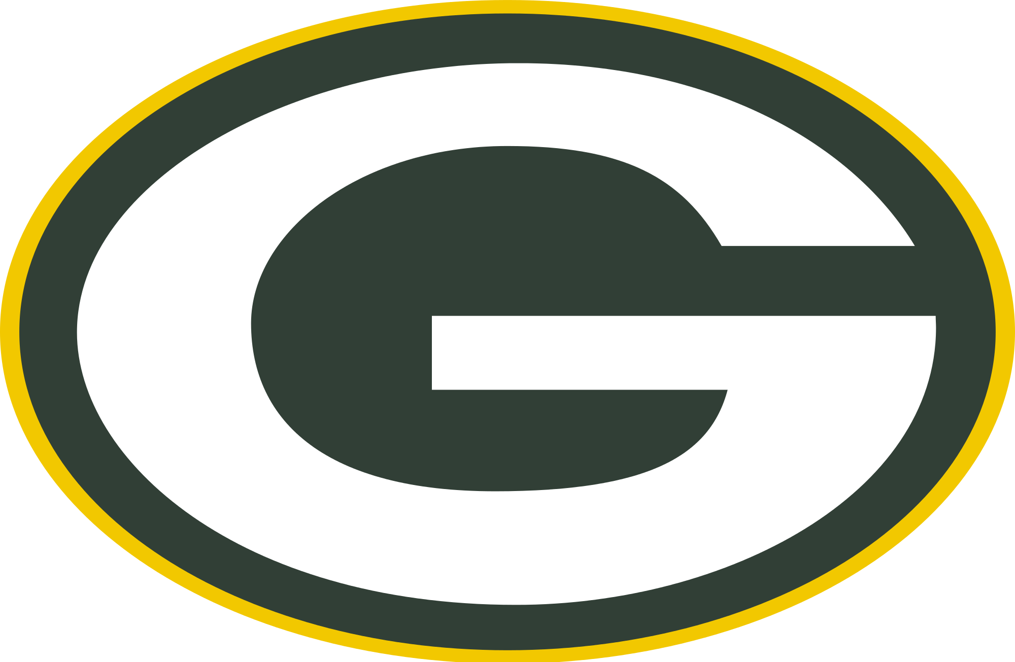 Impertinent image pertaining to green bay packers printable logo
