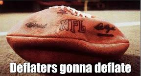 Deflategate Super Bowl meme