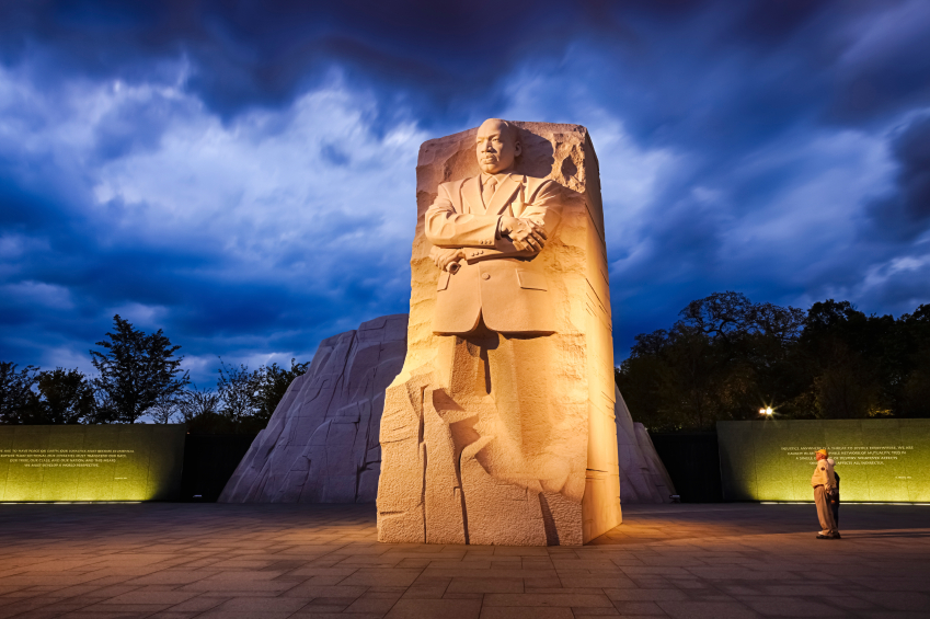 the influences of martin luther king jr The 20-page document attempts to tie the civil rights leader to various communist influences and the director of the martin luther king, jr.