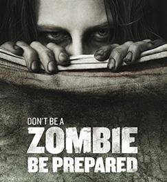CDC zombie campaign
