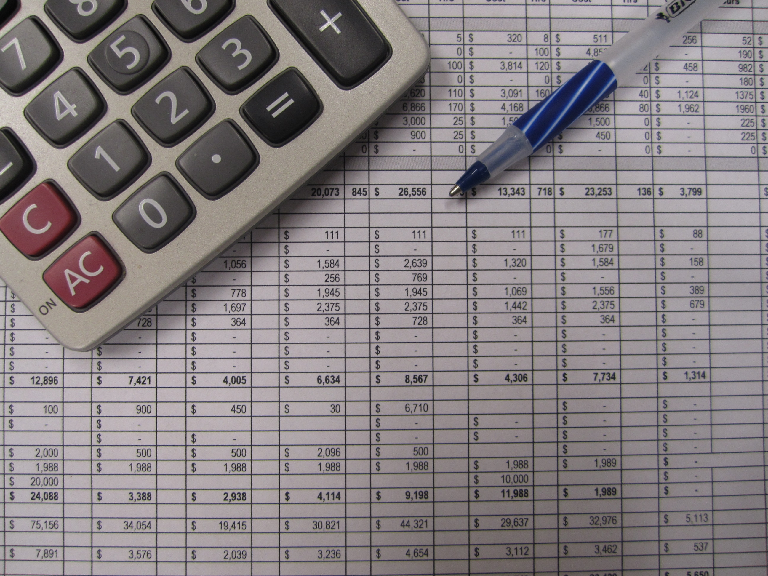 Basic steps to build a project estimate community govloop for Construction cost calculator canada