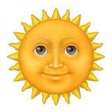 emoji-sun