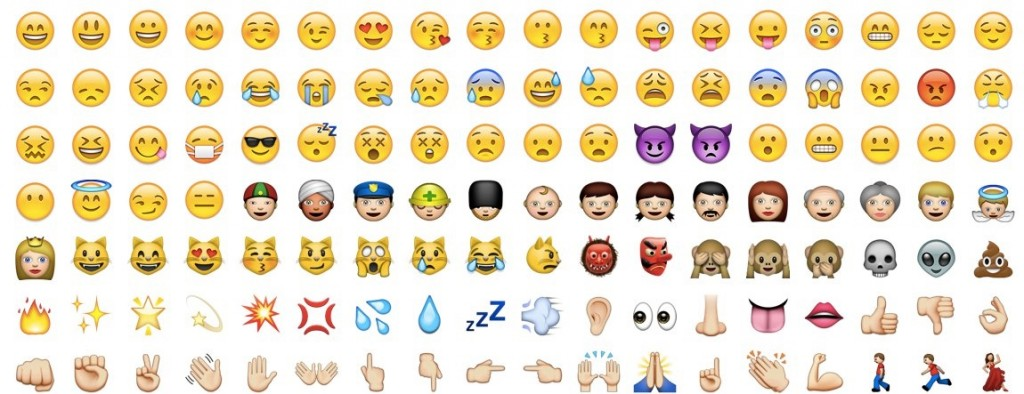 What Government Agencies Need to Know About Emoji: Part 1