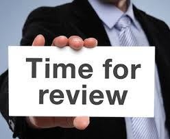 Federal annual performance review -- there is hope!
