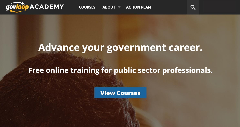 govloop-academy-screenshot