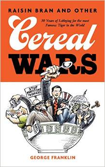 Cereal-Wars-George-Franklin-cover
