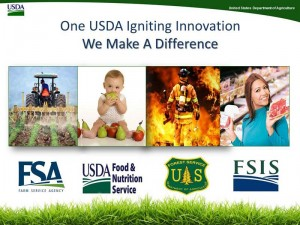 USDA and Strategic Federal Human Capital Management