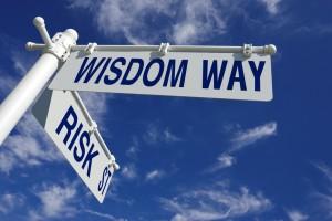 risk street and wisdom way