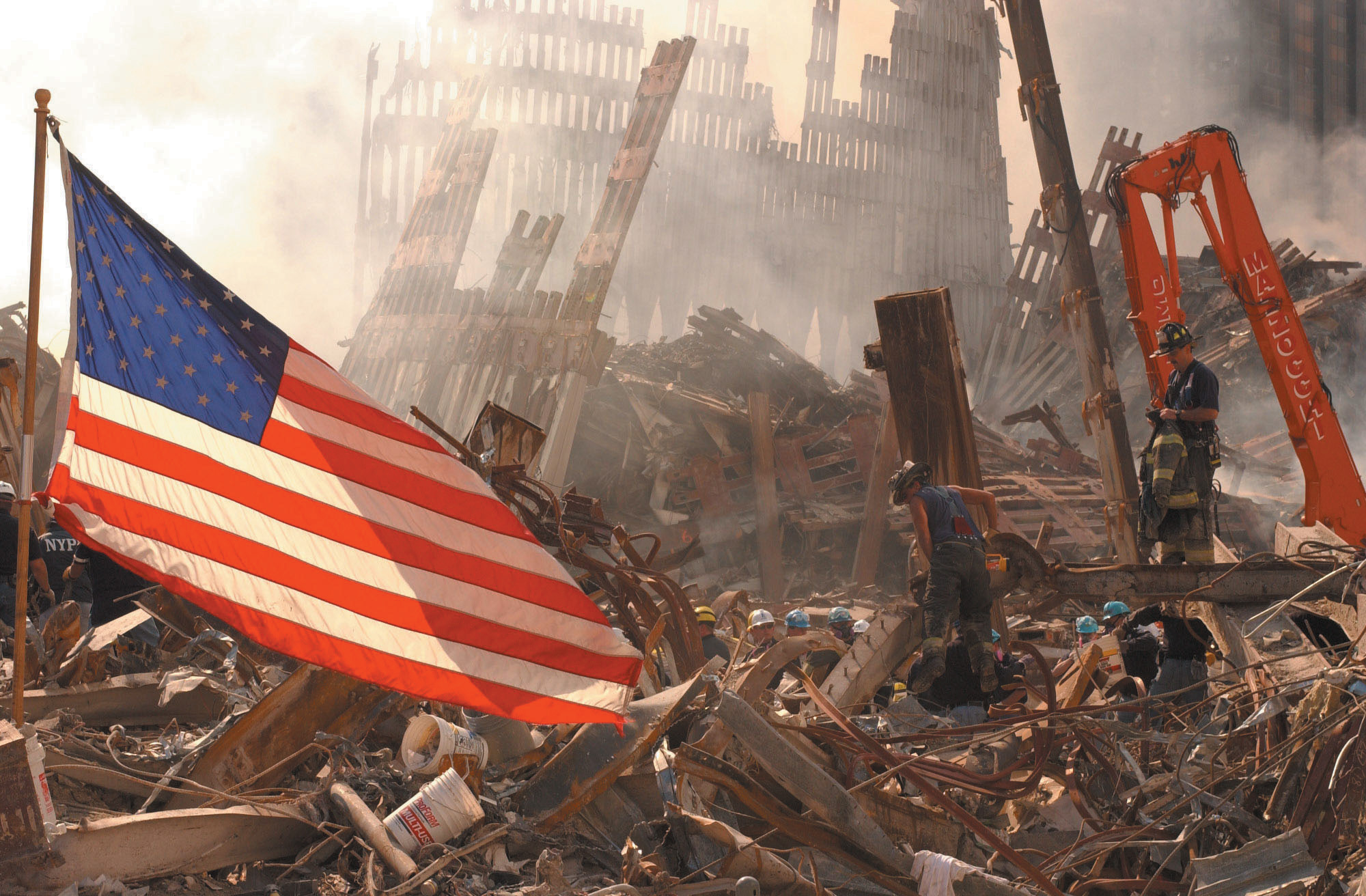 how american perception about muslims changed after the 911 attacks in new york Report summary america's view of the world changed  the view before 9/11: america's place in the  found that american opinion leaders and the public had.