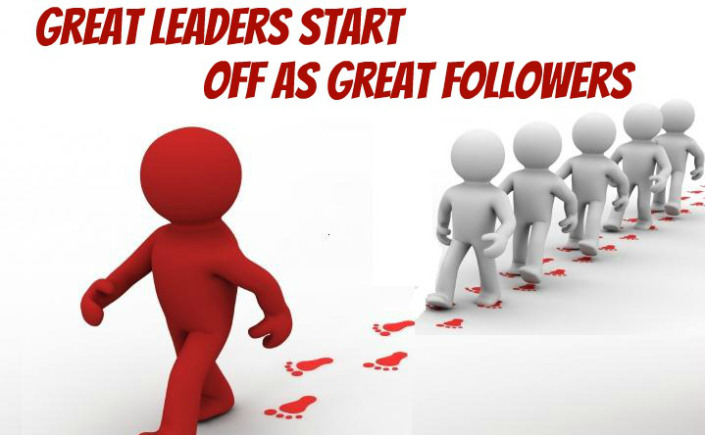 articles on leaders and followers