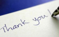 """image link for Why It's Important to Say """"Thank You"""""""