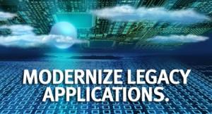 Modernize legacy HR systems