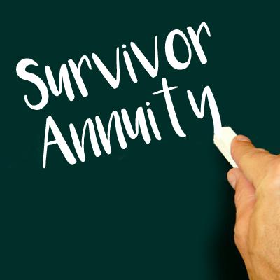survivor annuity