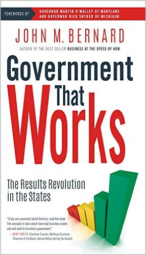 government-that-works-john-bernard-book-cover