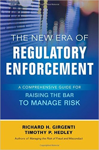 new-era-regulatory-enforcement-manage-risk-girgenti-hedley-book-cover