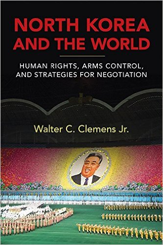north-korea-and-the-world-walter-clemens-book-cover