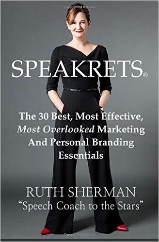 speakrets-marketing-personal-branding-essentials-ruth-sherman-book-cover