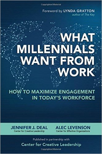what-millennials-want-from-work-deal-levenson-book-cover