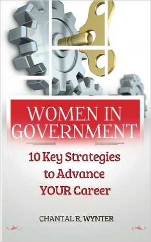 women-in-government-strategies-advance-career-chantal-wynter-book-cover