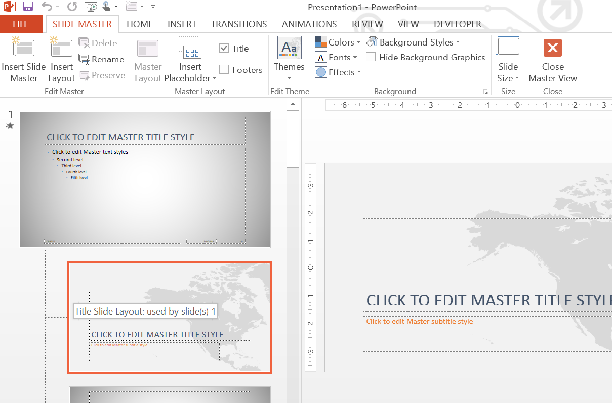 3 tricks for creating powerpoint presentations with less agony, Powerpoint templates