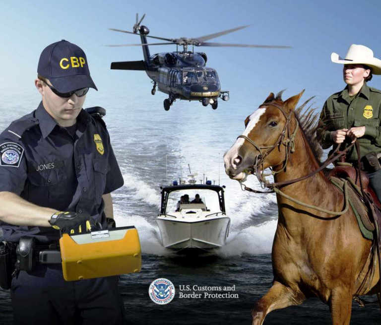 Managing U S  Customs and Border Protection » Community