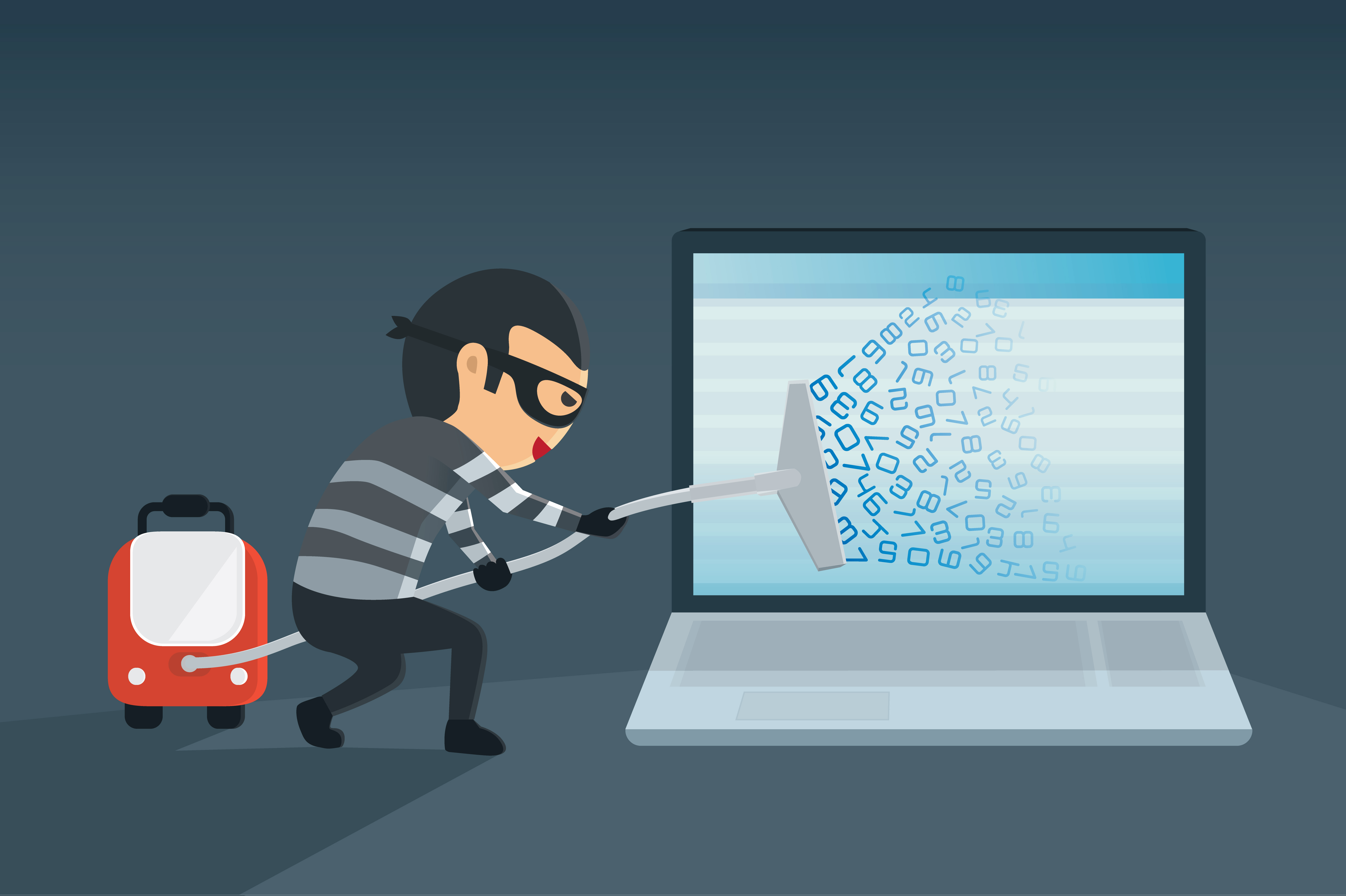 online fraud and identity theft Identity theft occurs when someone uses your personal information such as: name credit card number or other identifying information without your permission to commit fraud or other crimes.