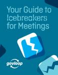 icebreakers guide
