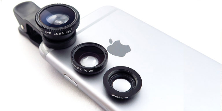holiday gift ideas 3-in-1 Camera Lens Kit for Smartphones