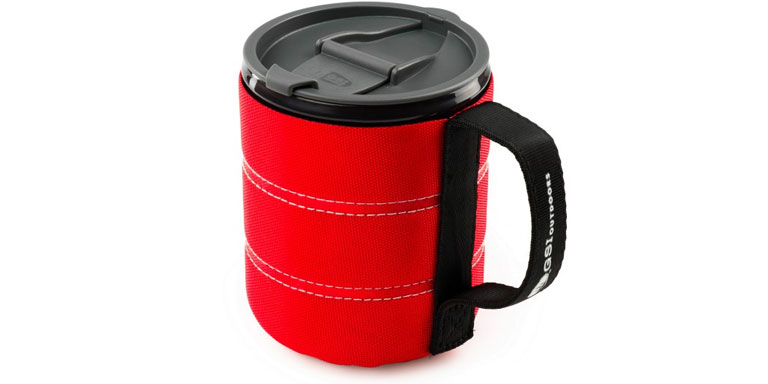 holiday gift ideas GSI Outdoors Infinity Backpacker Mug