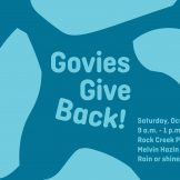 image thumbnail link to Join us for Govies Give Back!