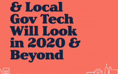 image link for How State & Local Gov Tech Will Look in 2020 & Beyond