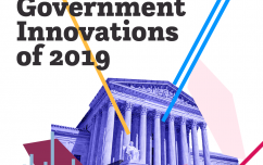 image link for The Top Government Innovations of 2019