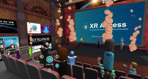 VR Presentation at Educators in VR Workshop