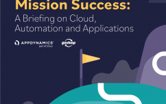 image link for The Journey to Mission Success: A Briefing on Cloud, Automation and Applications