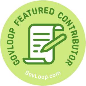 GovLoop Featured Contributor Badge