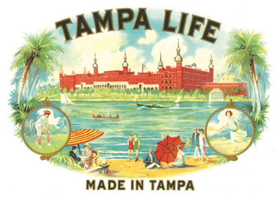 Tampa Life notecards