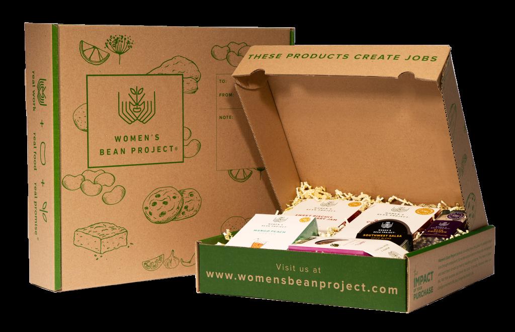 Women's Bean Project gift box
