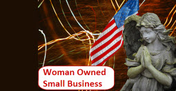 Group logo of Woman-owned Small Business