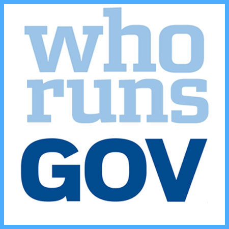 Group logo of WhoRunsGov by the Washington Post
