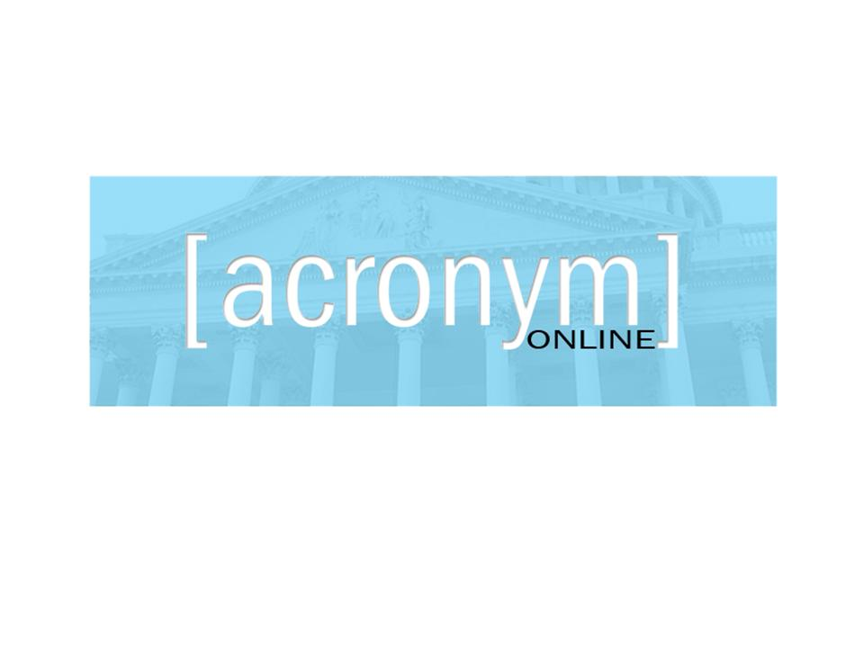Group logo of [acronym] Online