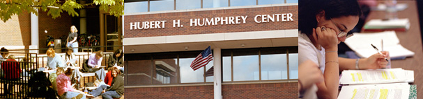 Group logo of Hubert H Humphrey Institute of Public Affairs