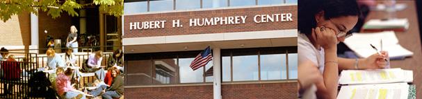 Group logo of Hubert H Humphrey Institute of Public Affairs