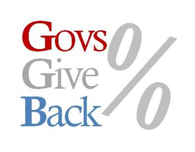 Group logo of Govs Give Back
